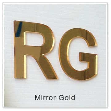 acrylic letter perspex letter melbourne australia With gold acrylic letters