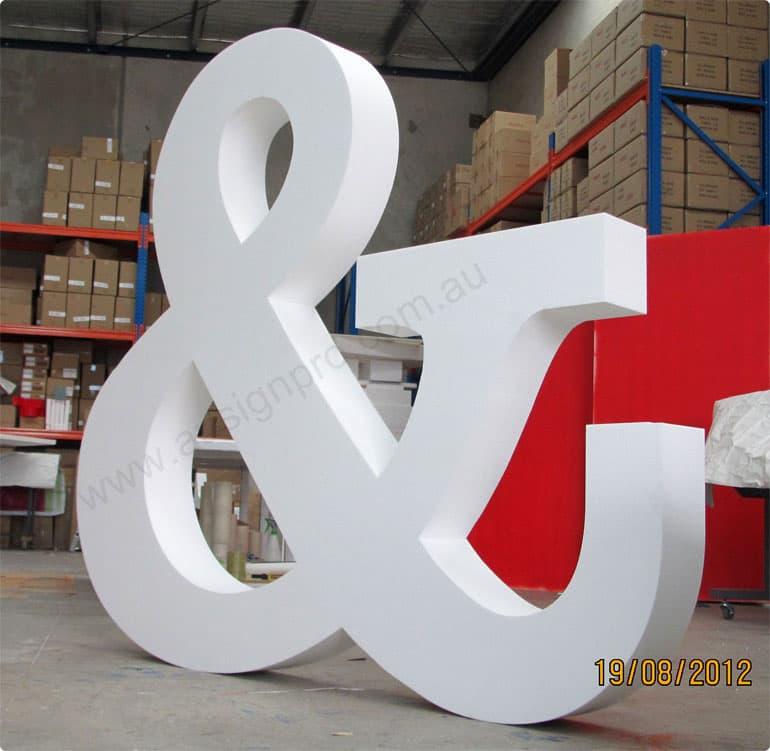 foam letters, styrofoam letters - 88.1KB