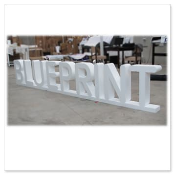 free-stand-letters