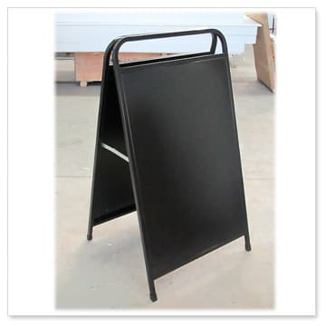 Colorbond A Board Sandwich Boards A Frame Signs Melbourne
