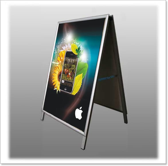 jansen display a-boards
