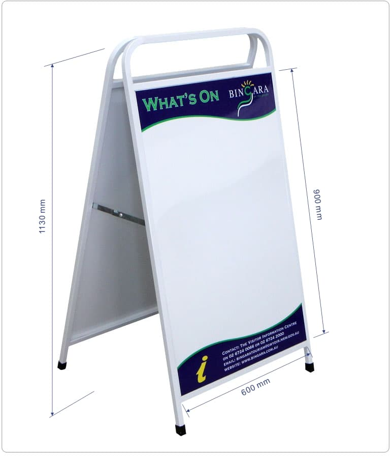 whiteboard-sandwich-board
