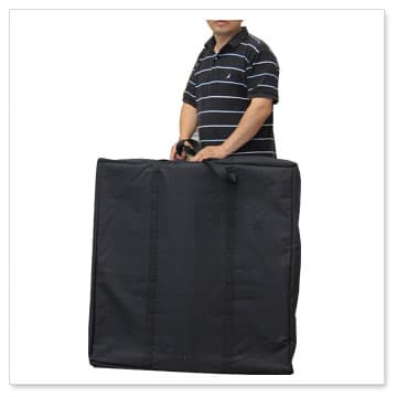 promotion-table-with-carry-bag